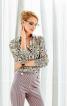 Блузка-сорочка прямого крою - фото 1