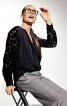 Блуза з асиметричним низом і драпіровками - фото 1