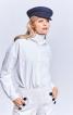 Блузка-сорочка із заниженими проймами - фото 1