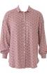 Блузка-сорочка із заокругленим низом - фото 2