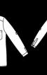 Блуза сорочкового крою - фото 3