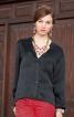 Блуза сорочкового крою з видовженою спинкою - фото 1