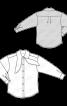 Сорочка з коміром-краваткою - фото 3