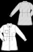 Туніка відрізна сорочкового крою - фото 3