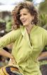 Блузка сорочкового крою А-силуету - фото 1