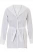 Блузка-сорочка з видовженою спинкою - фото 2