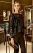 Блуза широка з вузькими рукавами - фото 1