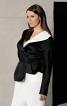Блуза асиметричного крою з запахом - фото 1