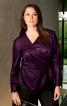 Блузка з баскою - фото 1