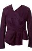 Блузка з баскою - фото 2