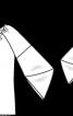 Блуза з широкими рукавами реглан - фото 3