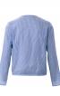 Блуза з запахом і зборками на плечах - фото 4
