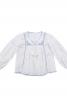 Блуза з вишивкою і пишними рукавами - фото 2