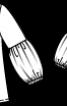 Блузка просторого крою з пишними рукавами - фото 3