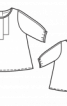Дитяча блуза з мереживними планками - фото 3