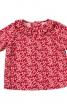 Блузка із застібкою на спинці - фото 2