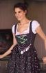 Блузка із зав'язками і рукавами-ліхтариками - фото 1