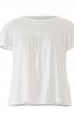Блуза трикотажна з вирізом човником - фото 2