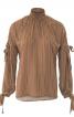 Блузка з приспущеними проймами - фото 2