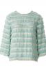 Блуза із застібкою-блискавкою на спинці - фото 2