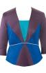 Блузка з рукавами 3/4 - фото 2