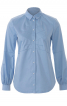 Блузка-сорочка з косими виточками - фото 2