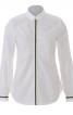 Блузка-сорочка з потайною застібкою - фото 2
