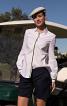 Блузка-сорочка з потайною застібкою - фото 1