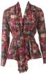 Блузка з шалевим коміром - фото 2