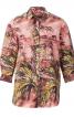 Блуза-сорочка в гавайському стилі - фото 2