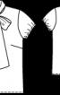 Блуза-сорочка з коміром-бантом - фото 3