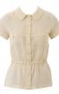 Блузка прямого силуету - фото 2