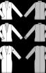 Пуловер приталеного крою з атласними деталями - фото 3