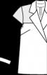Блуза-жакет з поясом обі - фото 3