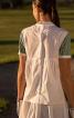 Блуза з наскрізною застібкою на спинці - фото 4
