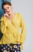 Блуза із запахом і воланами - фото 1