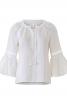Блуза просторого крою з рукавами реглан - фото 2