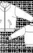 Блузон із шалевим коміром - фото 3