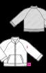 Куртка флісова з плюшевою облямівкою - фото 3
