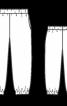 Брюки з еластичним поясом - фото 3