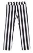 Вузькі смугасті штани - фото 2