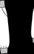 Брюки джогери на трикотажному поясі - фото 3
