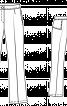 Брюки розкльошені від колін - фото 3