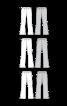 Брюки розкльошеного крою з габардину - фото 3