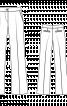 Брюки зі складками-стрілками - фото 3
