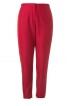 Вузькі брюки зі вставками по боках - фото 2