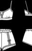 Бюстьє і труси - фото 3
