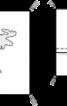 Чохол з аплікацією і китицями для подушки - фото 3