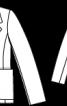Блейзер двобортний прямого крою - фото 3