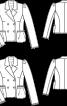 Жакет у баварському стилі з валяного лодену - фото 3